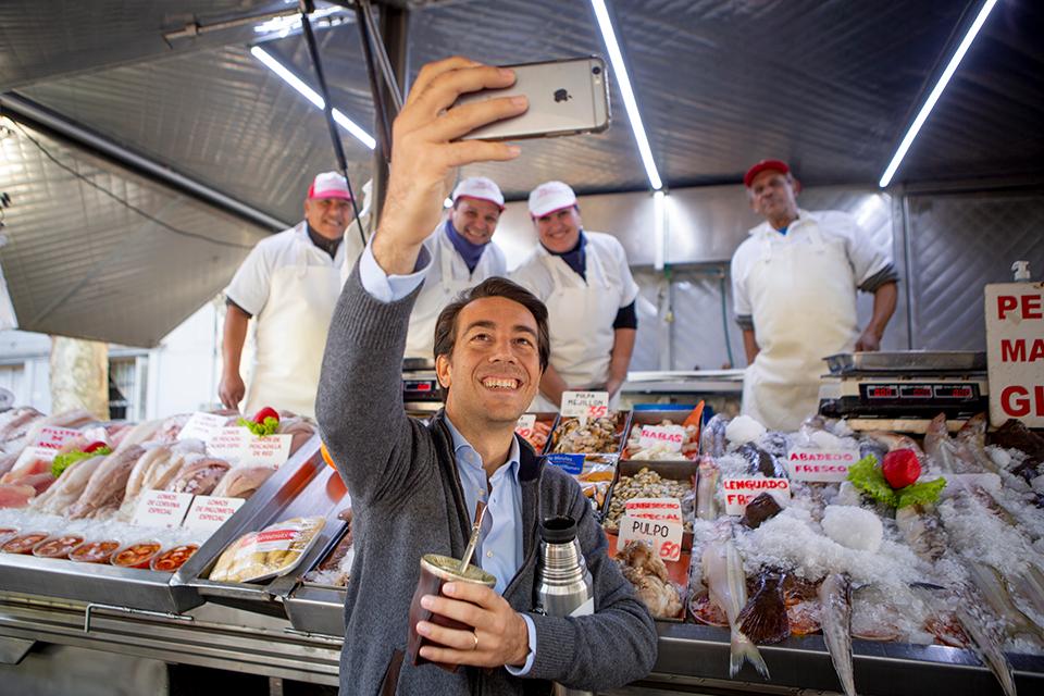 Selfie Juan Sartori